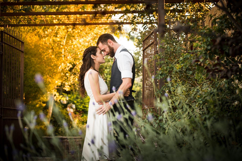 החתונה של גל וברק תל יצחק | צילום אמנון חורש