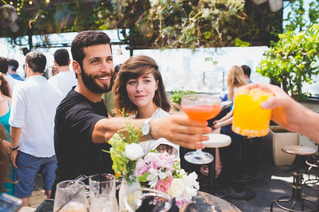 חתונת צהריים סורא מארה - החתונה של הילה ועידו | צלם אמנון חורש