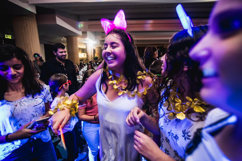 ארוע בת המצווה של נעמי | צלם אירועים אמנון חורש 054-4306600
