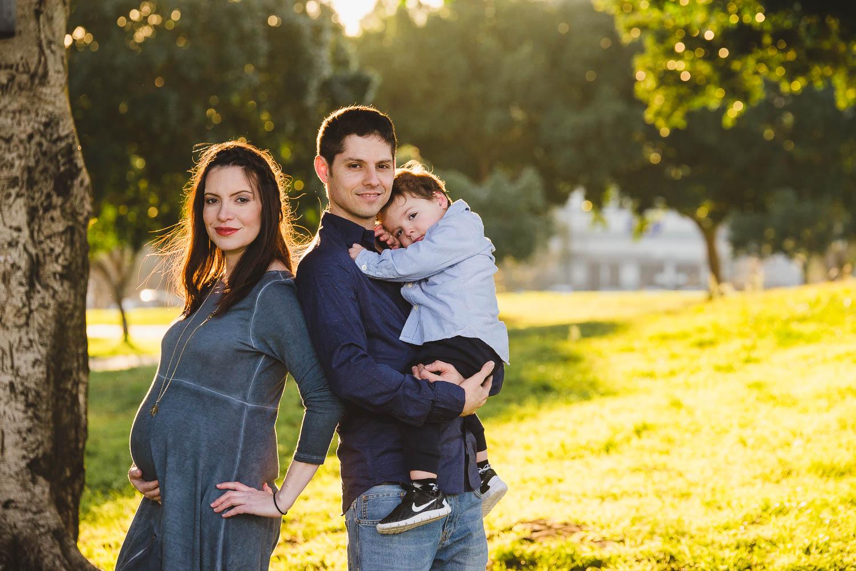 צילומי משפחה משפחת בן אפרים| צלם אמנון חורש