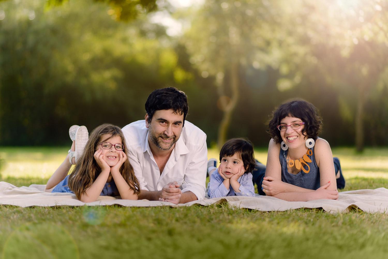 צילומי משפחה משפחת זלמנוביץ | צלם משפחות אמנון חורש