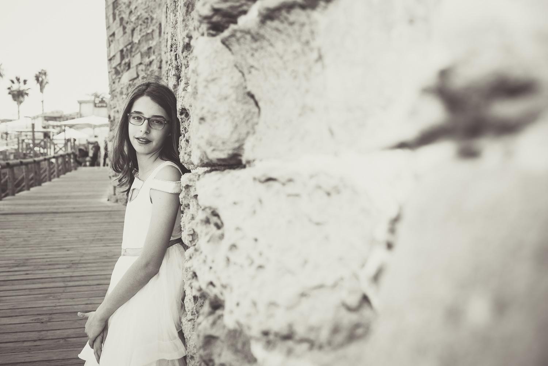 צלם בת מצווה אמנון חורש   בת המצווה של מיקה