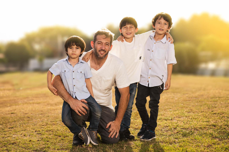 צלם משפחות אמנון חורש | צילום משפחת בן שחר