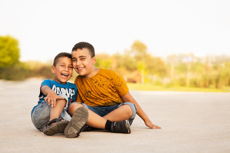 צילומי משפחה משפחת דרויש | צלם אמנון חורש