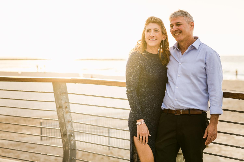 צלם חתונה אמנון חורש | איריס אתגר וגיורא אירוע קוקטייל חתונה