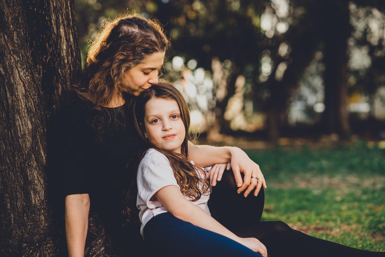 צילומי משפחה שבת אצל משפחת אופר | צלם משפחה אמנון חורש