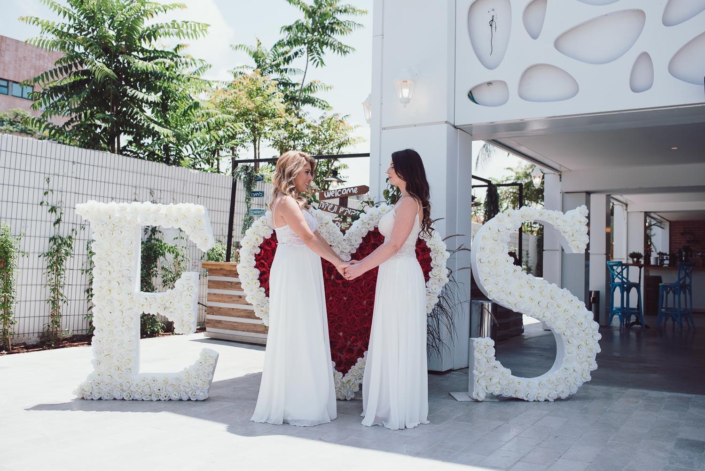 החתונה של אלינור ושחר | צלם חתונה אמנון חורש