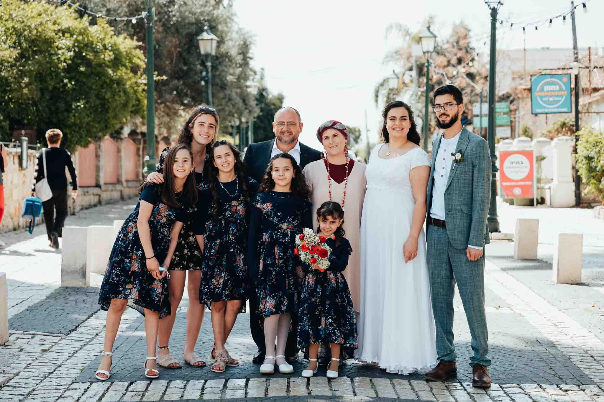 החתונה של שי וידידיה בית המוכתר זכרון יעקב | צלם חתונה אמנון חורש